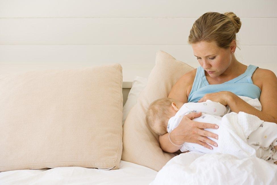 Питание кормящей матери: советы