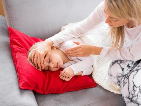 Болезненные дети чаще страдают заболеваниями сердца во взрослом возрасте