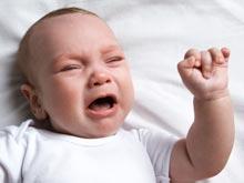 Ученые рассказали, как успокоить плачущего ребенка
