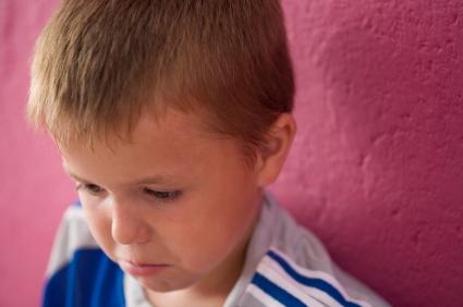 Стрессы в семье провоцируют ожирение у детей