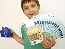 Большинство детей богатых родителей — экстраверты, выяснили эксперты