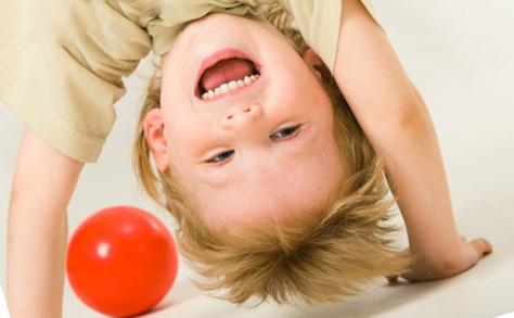 Активность в детстве способствует улучшению здоровья мозговых клеток