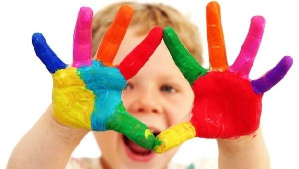 Как вырастить творческого ребенка