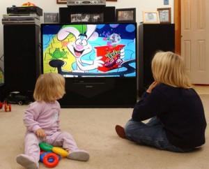 Телевизор вредит здоровому развитию ребенка
