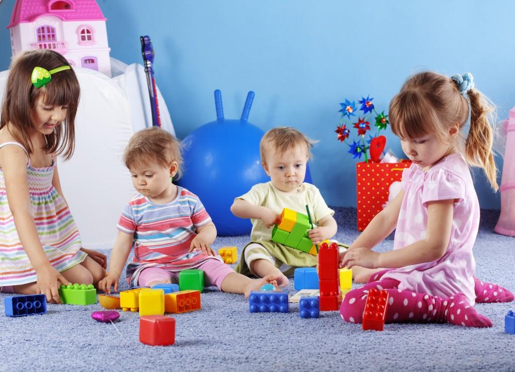 Как происходит развитие ребенка в процессе игр