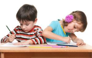 Причины детского сколиоза