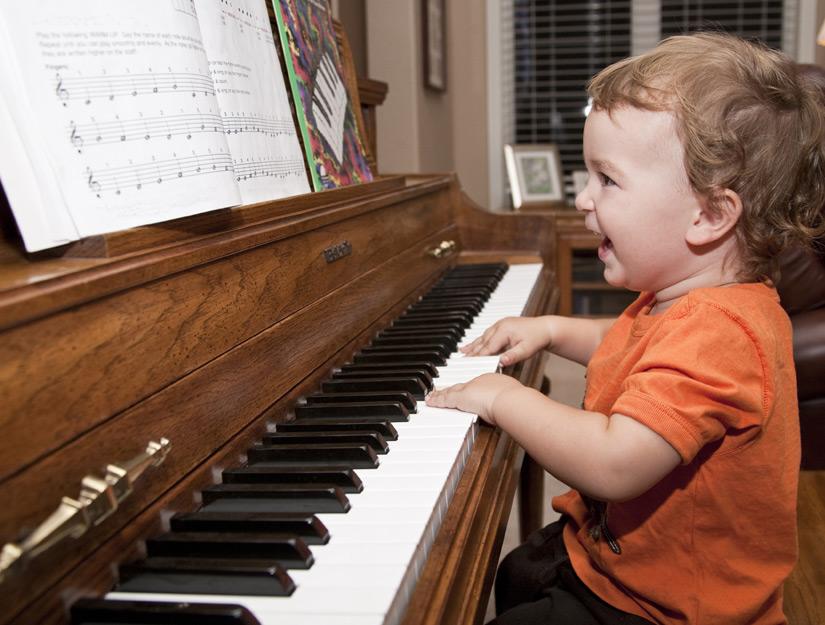 Занятия музыкой помогают детям справляться с психологическими проблемами