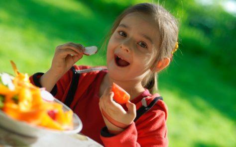 Обстановка в столовой влияет на правильность питания детей