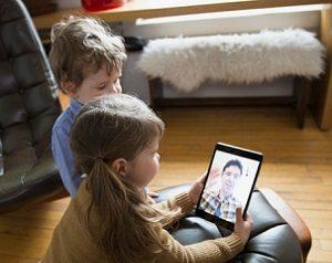 Видеочаты помогают воспитать чувство привязанности у детей