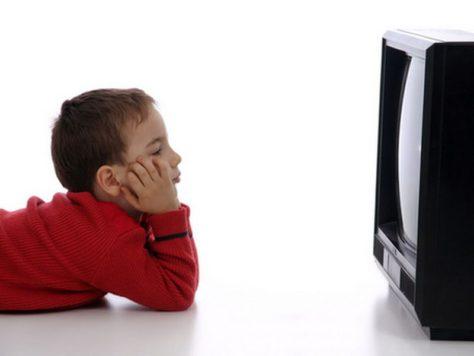 Телевизор вызывает проблемы с концентрацией внимания у детей