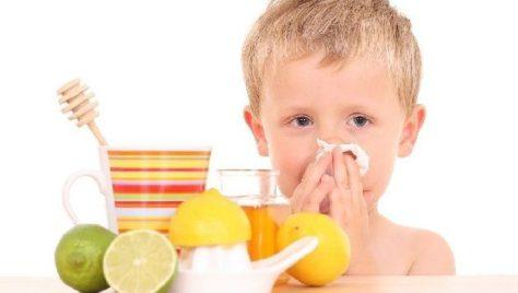 Дети с аллергией – в группе риска дефицитам минералов и витаминов