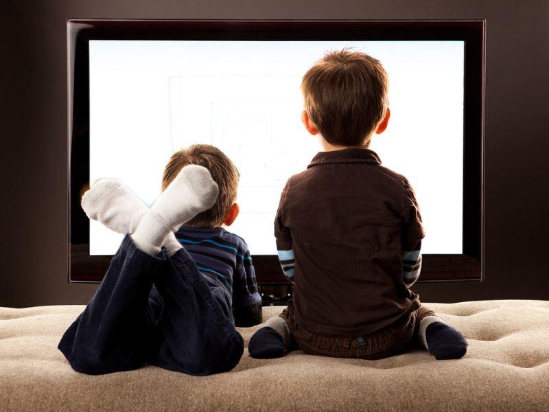 Телевизор повышает кровяное давление у детей
