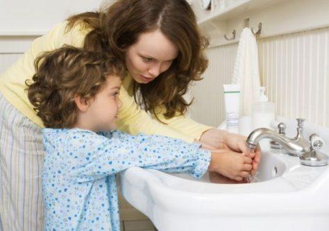 Гигиена для детей