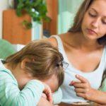 Эксперты определили фразы, негативные для психики ребенка