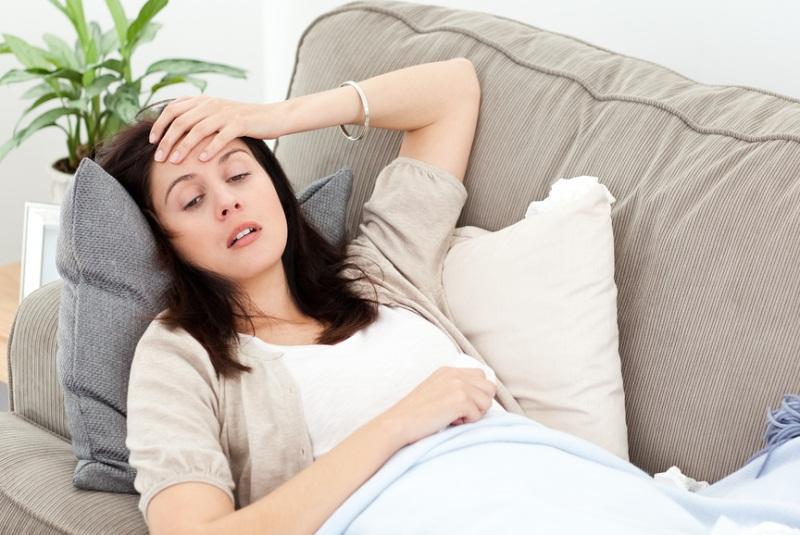 Утренняя тошнота во время беременности уменьшает риск выкидыша