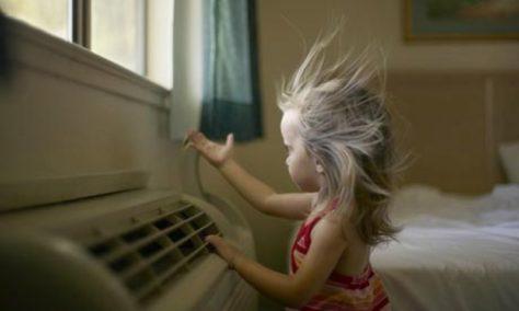 Вреден ли кондиционер для ребенка
