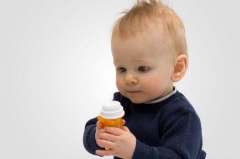 Парацетамол способствует возникновению аллергии у детей