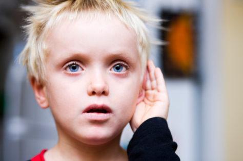 Аутизм влияет на объем мозга у детей