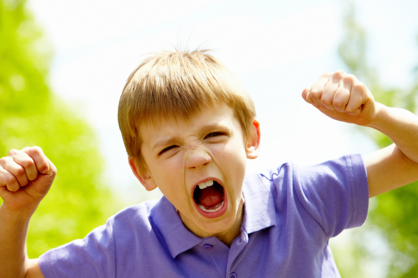 По образцам слюны можно определять агрессивность мальчиков