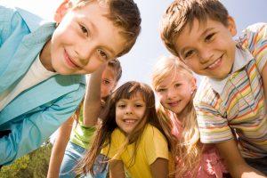 Исследование: подвижные дети учатся лучше
