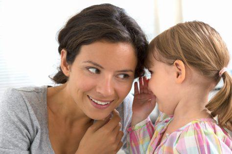 Общайтесь с детьми в любом возрасте