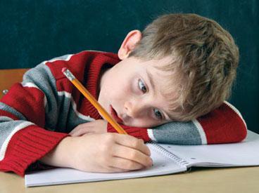 Лень способствует лучшим навыкам планирования и успеваемости детей