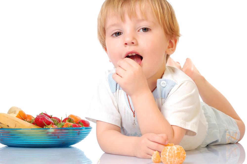 Пищевая аллергия у ребенка: обычное дело