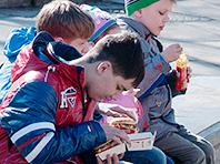 Диетологов встревожило питание российских детей