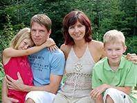 Родители определяют отношение ребенка к браку и семье