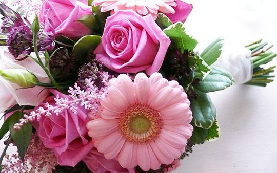 Очень красивое с цветами