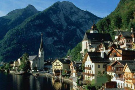 Австрия. Отдых