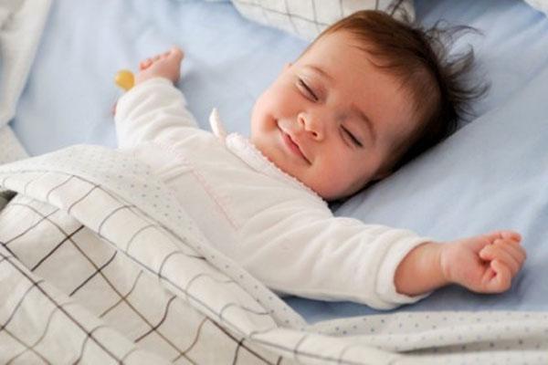 Дети растут во сне