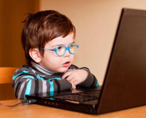 Компьютерный синдром и здоровье ребенка