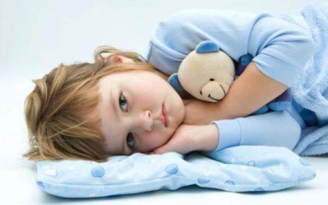 Недосыпание в детстве приводит к лишним килограммам в будущем
