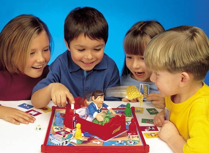Настольные игры помогут вырастить математического гения