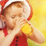 Соски благотворно влияют на детей