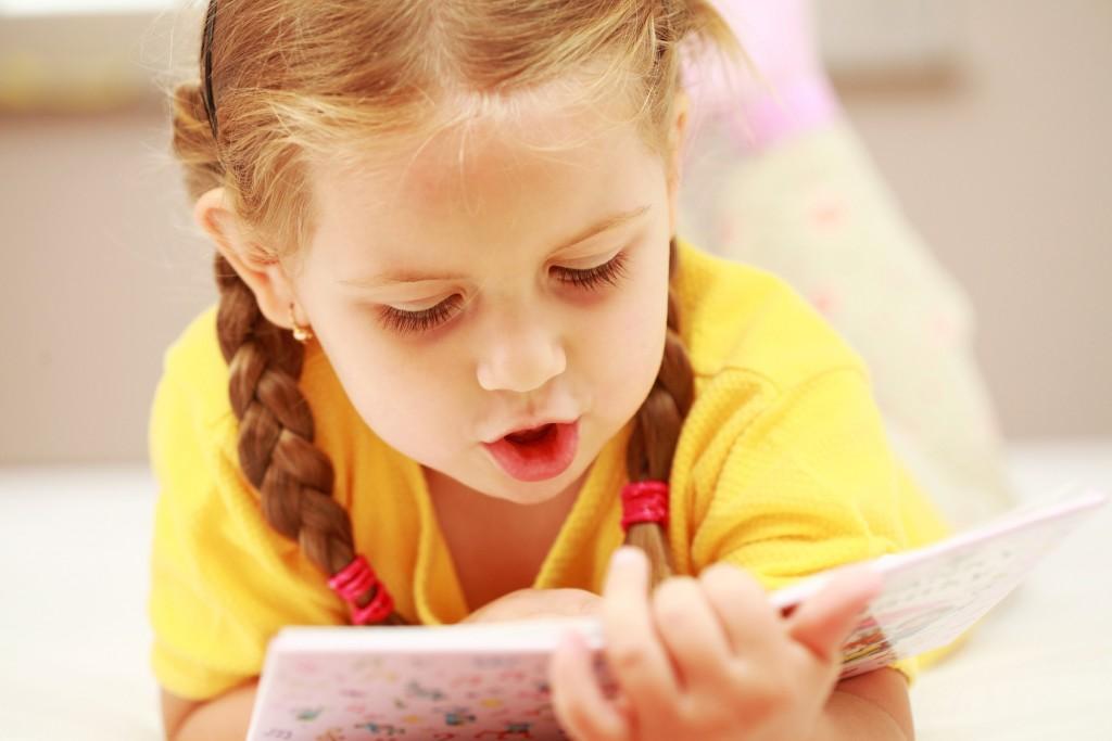 Способность ребенка к чтению можно узнать по ДНК