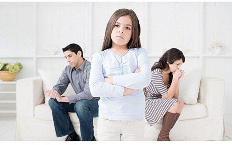 Развод родителей негативно сказывается на психике ребенка