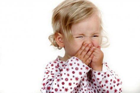 Аллергия у ребенка: что делать