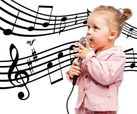 Занятия музыкой способствуют лучшему развитию речи ребенка