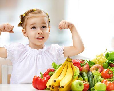 Дети больше едят фруктов, если последние необычно нарезаны и разложены