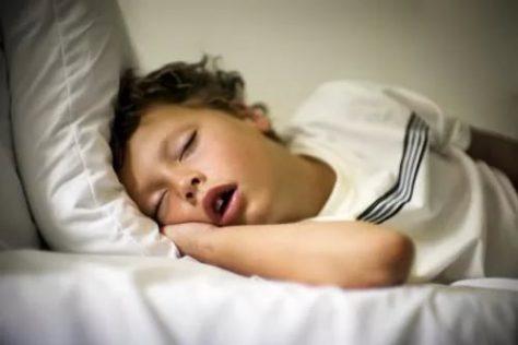 Детский храп может быть индикатором поведенческих расстройств