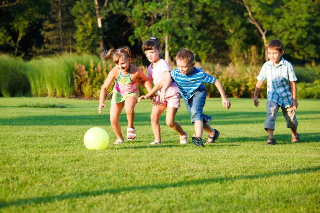 Активность детей зависит от активности мам