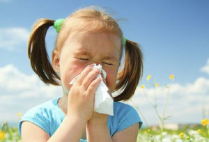 Влажность и сырость в домах провоцируют аллергию у детей