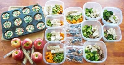Плюсы правильного питания, и немножко о продуктах