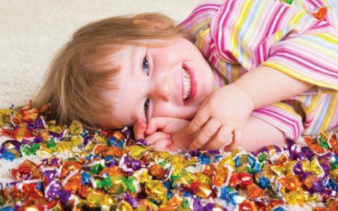 Маленькие сладкоежки подвержены повышенному риску пристрастия к алкоголю и возникновению депрессии в будущем