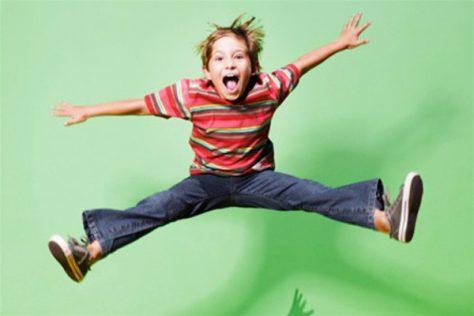Гиперактивность ребенка лучше лечить без таблеток