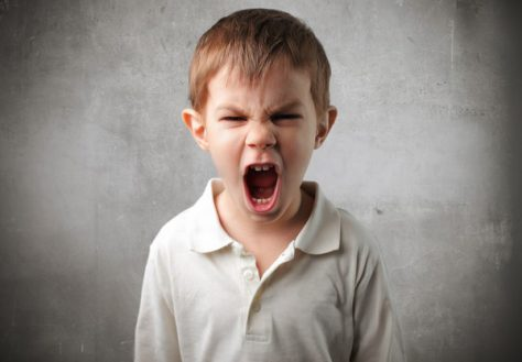 Найден способ победить детские истерики, или как договориться с ребенком
