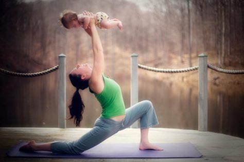 3 способа вернуть красивое тело после родов