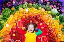 Из чего должен состоять рацион ребенка: советы эксперта